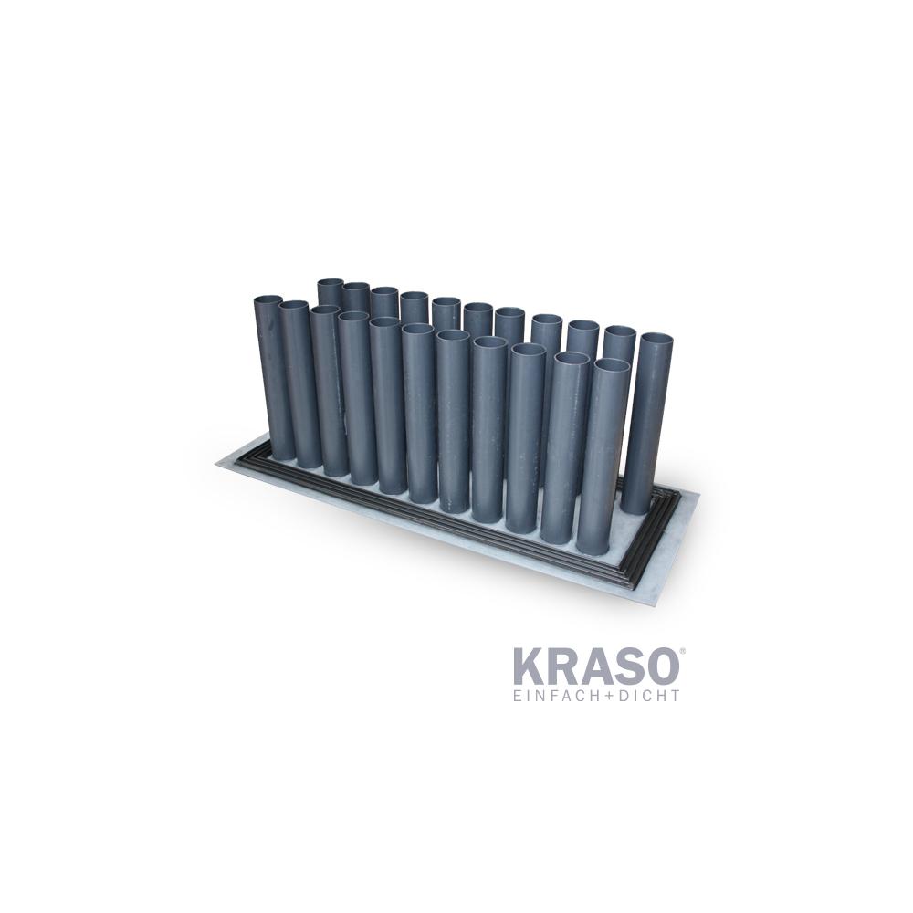 KRASO Multi System Durchführung Typ FE 2 x 11 - Sonder