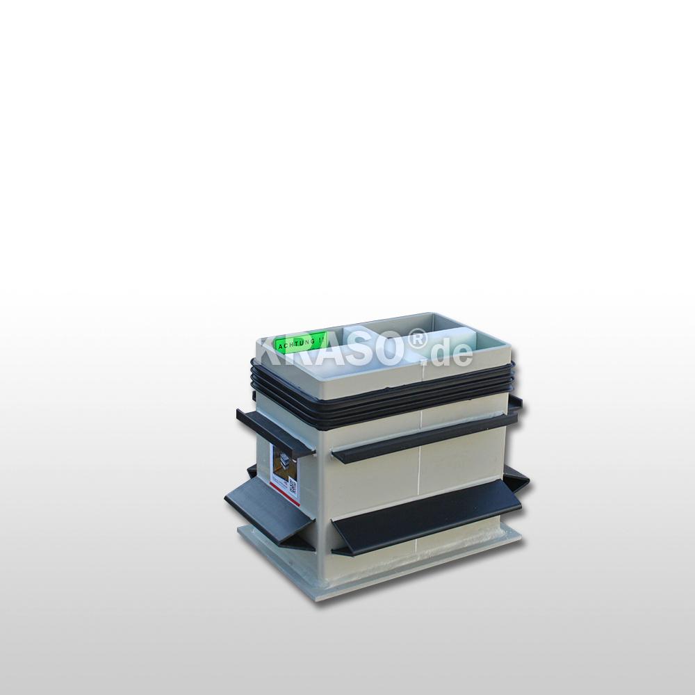 KRASO Pump Sump Type Q - Special - 50x30x50 cm