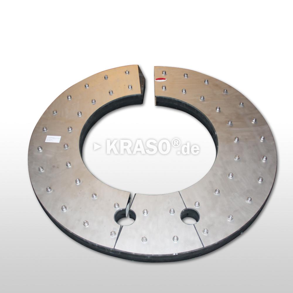 KRASO Sealing Insert Type SD 60-T - eccentric - split - Special