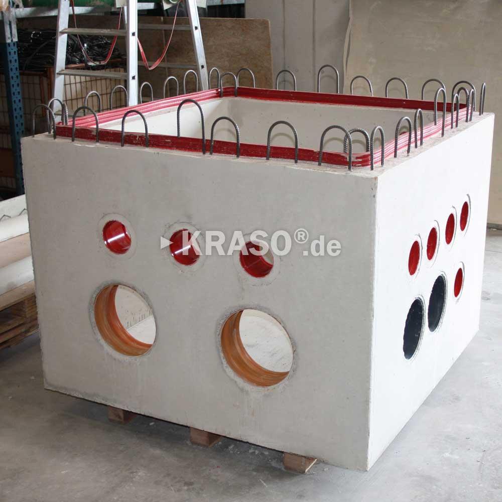 KRASO Pump Sump - Special - 100 x 100 x 80 cm