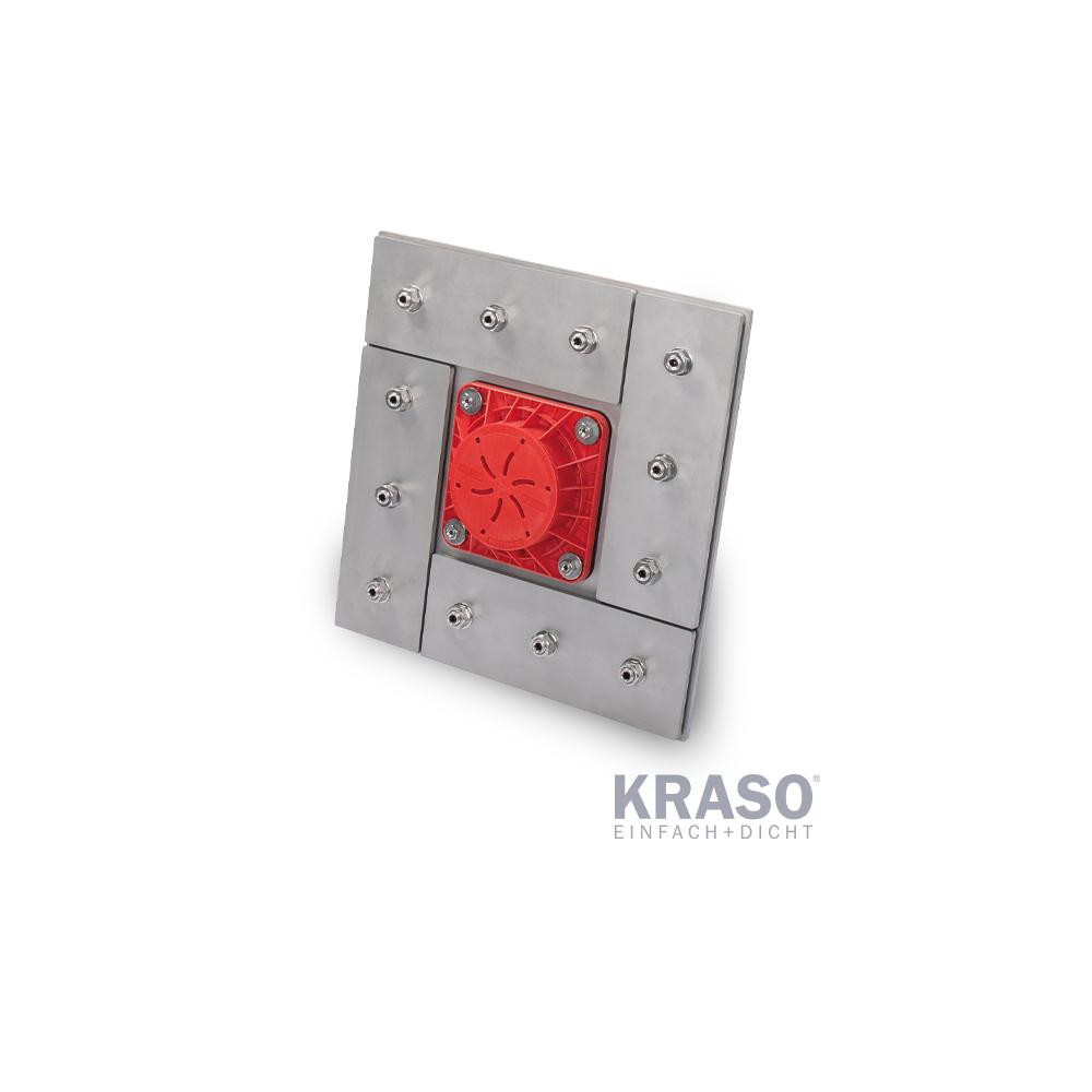 KRASO KDS 150 FL/ZE als Doppeldichtpackung