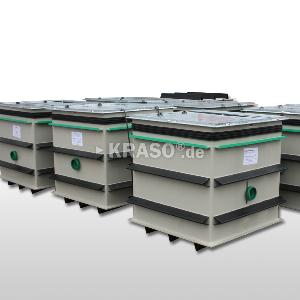 KRASO Pump Sump Type Q - Special - 100x100x100 cm