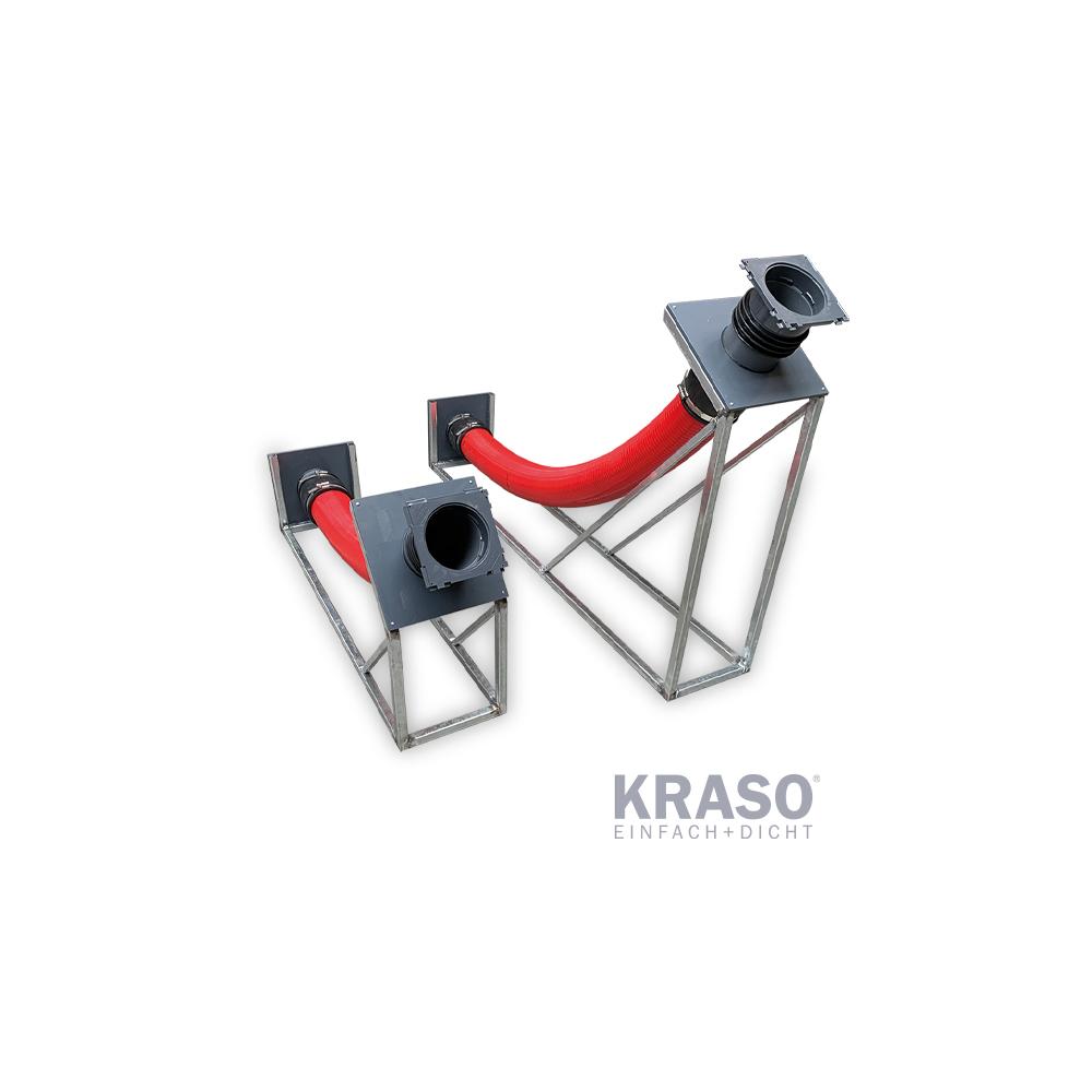 KRASO Gebäudeeinführung KDS 150 - Sonder