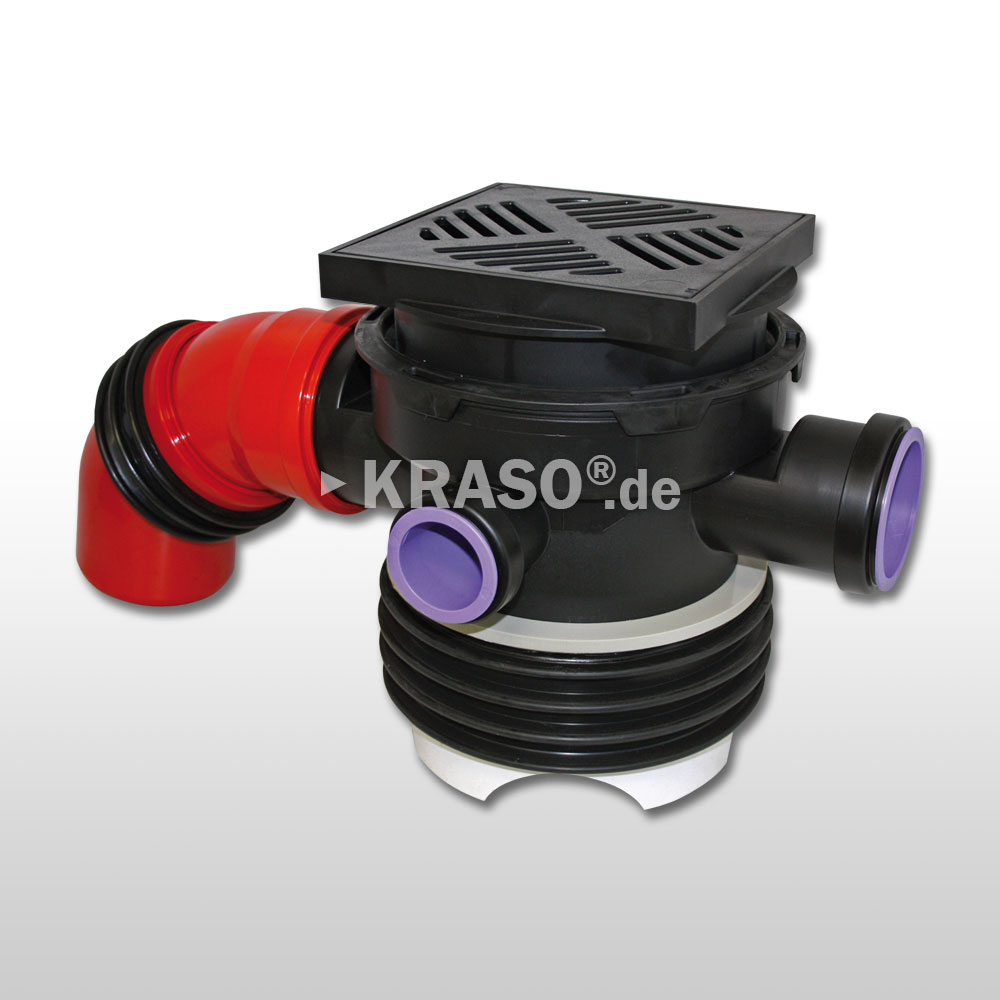 KRASO Basement Drain