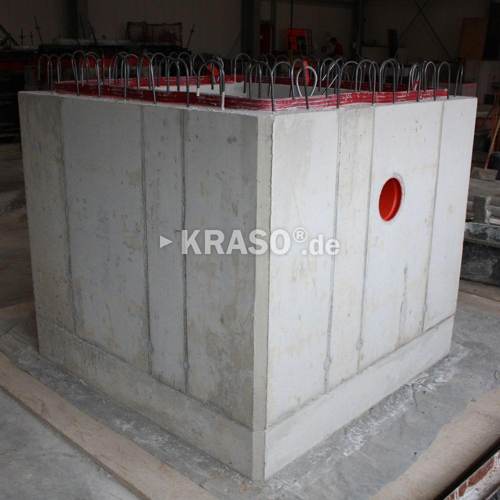 KRASO Pump Sump - Special - 100 x 100 x 100 cm