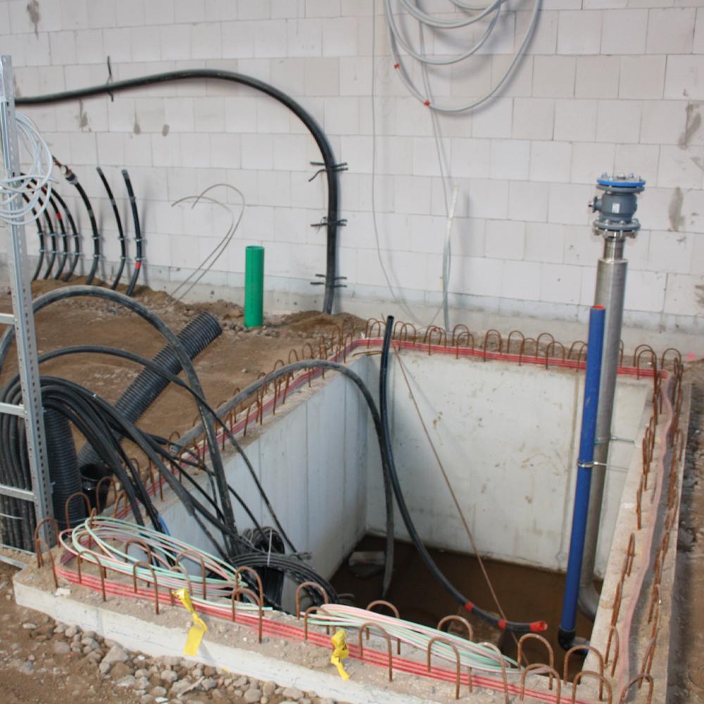 KRASO Pumpensumpf - Beton- 250 x 150 x 120 - Sonder