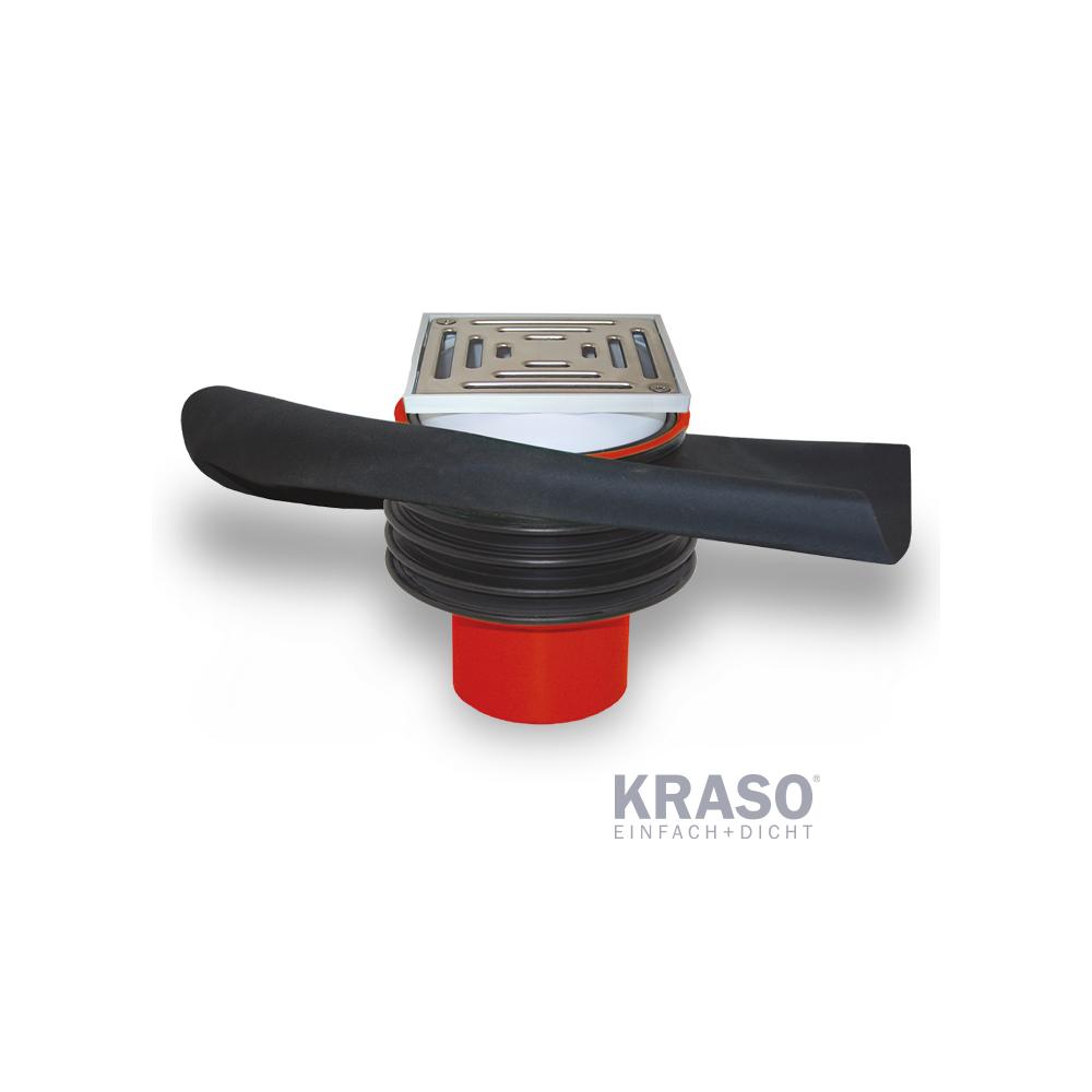 KRASO Bodenablauf Typ FS - FrostSicher