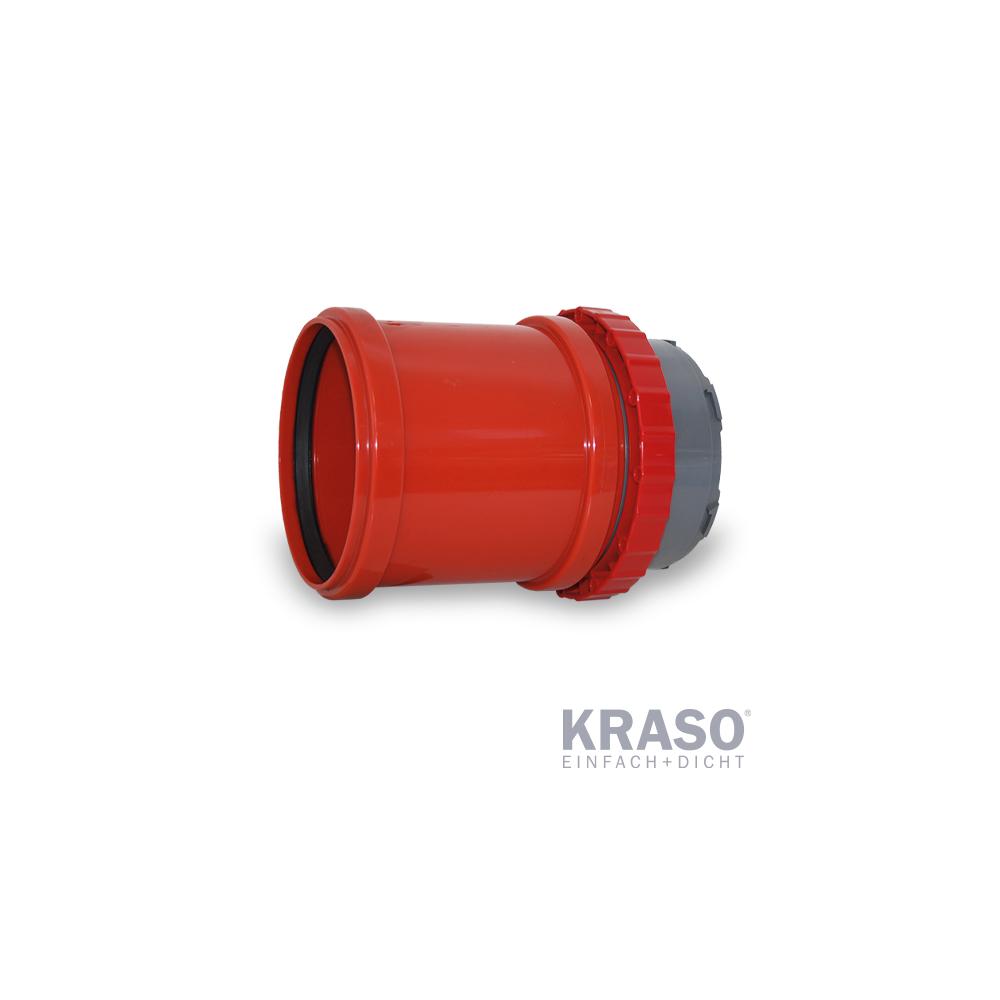 KRASO Systemdeckel 150 mit Muffe
