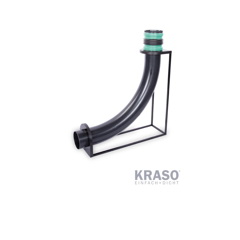KRASO Nah- und Fernwärme-Hauseinführung - Basis -