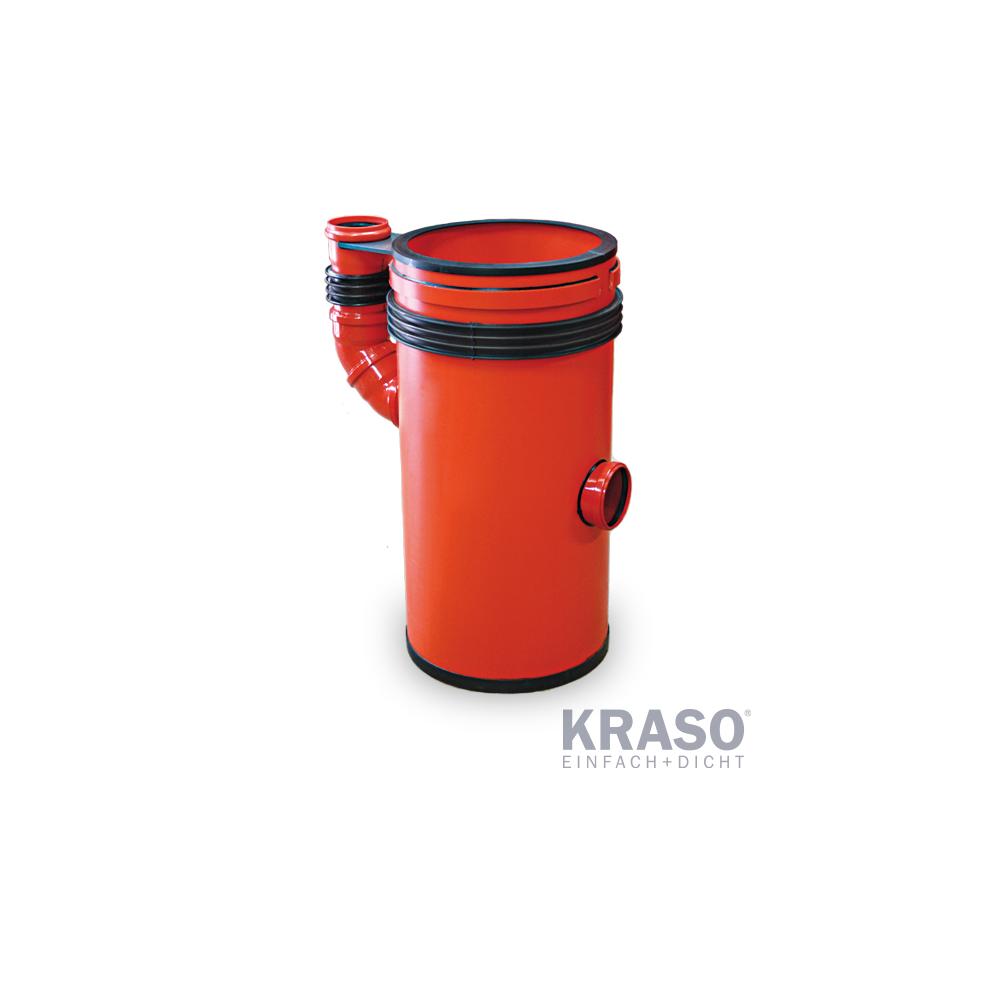 KRASO Pumpensumpf Poly 400 - LR -