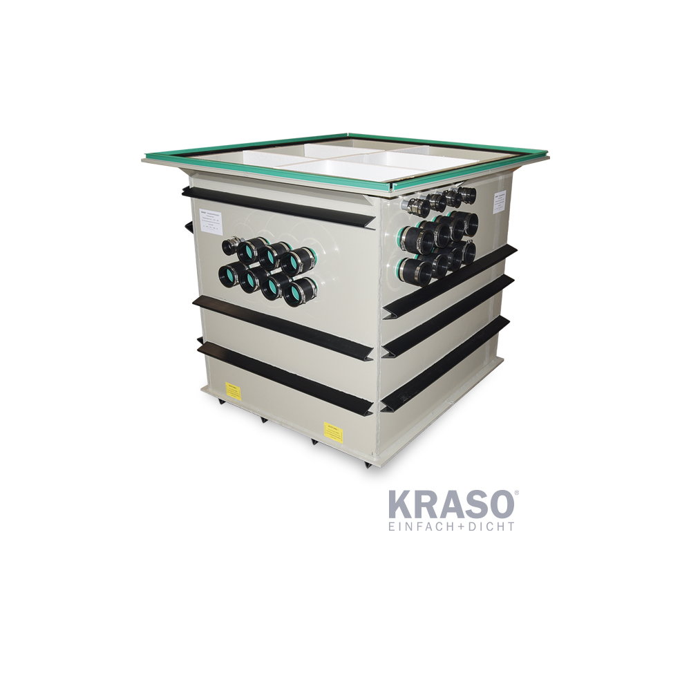 KRASO Pumpensumpf Typ Q - Sonder