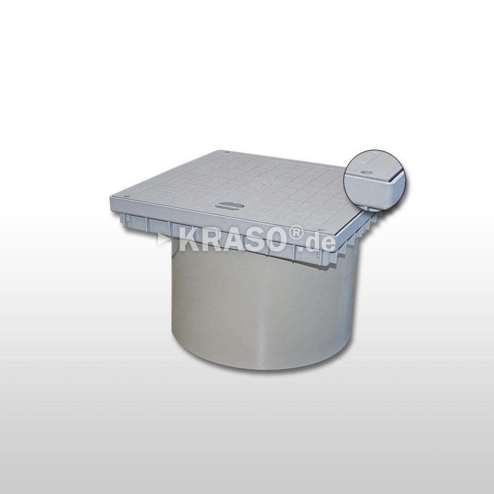 KRASO Pump Sump Poly 400 Covers