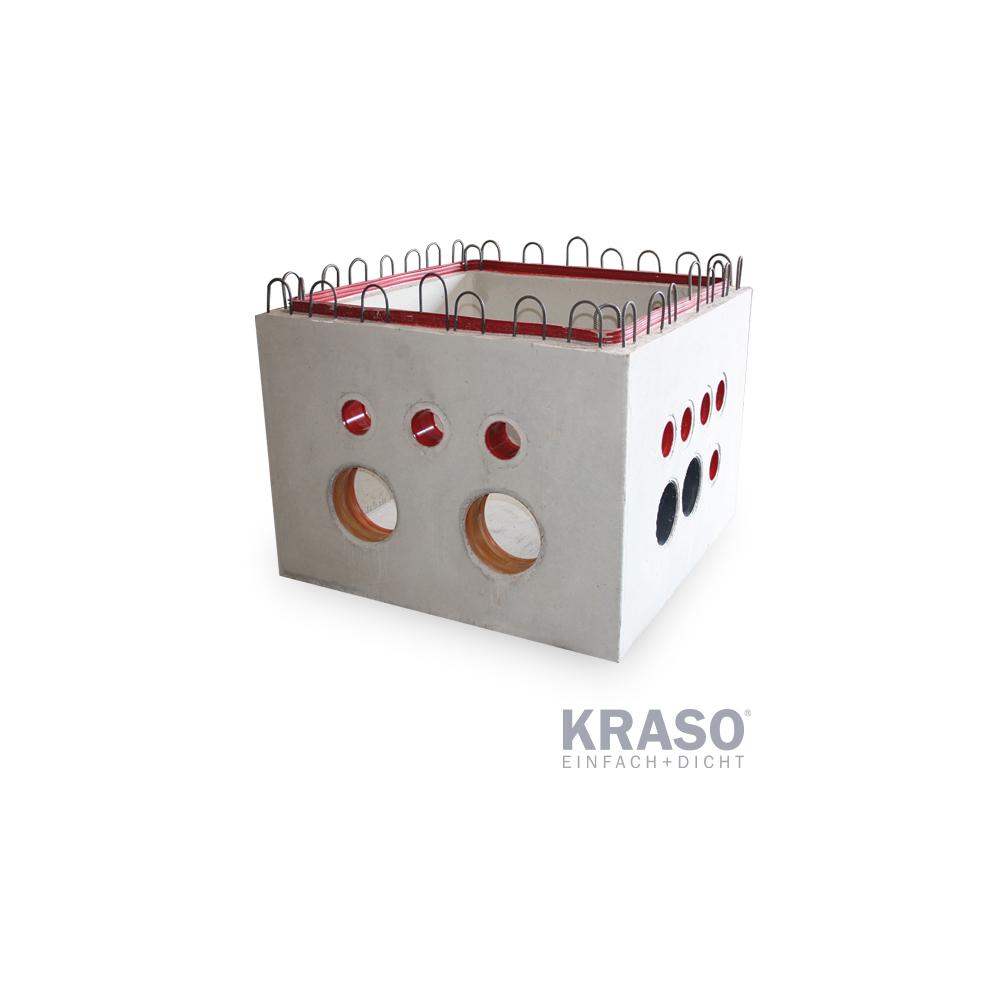 KRASO Pumpensumpf - Beton - 100 x 100 x 80 - Sonder