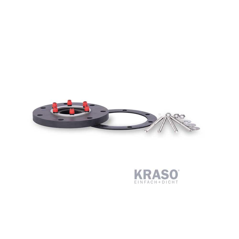 KRASO Multiflanschplatte Typ MFP