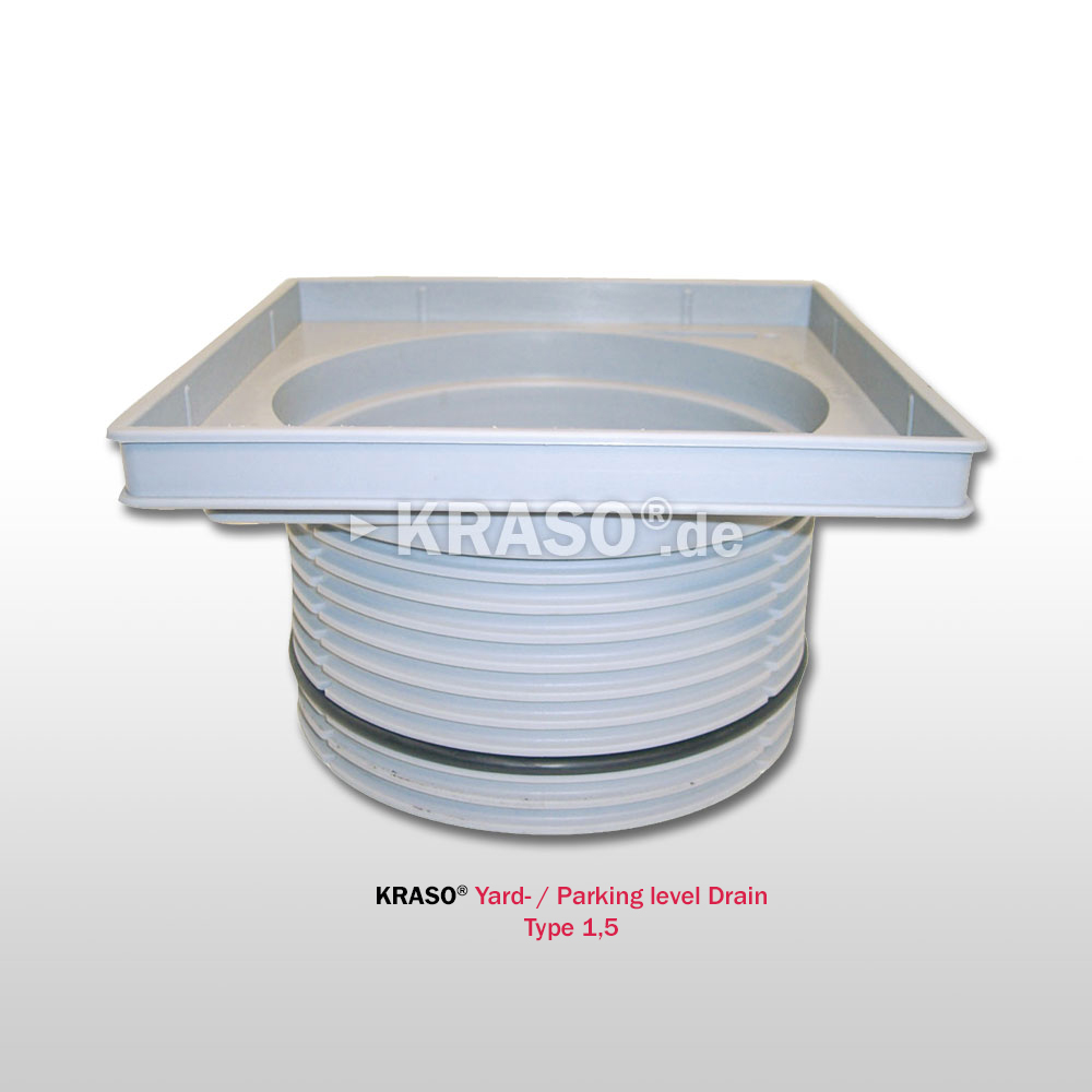 KRASO Drains - Accessories