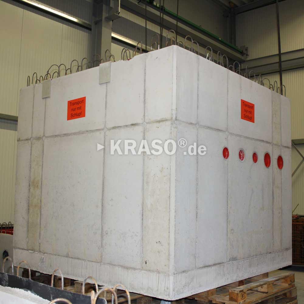 KRASO Pump Sump - Special - 201 x 201 x 190 cm
