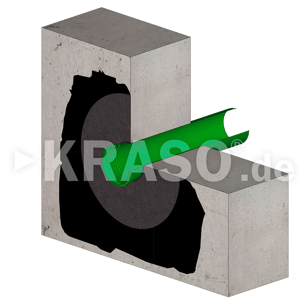 KRASO Flange Pipe Type KG