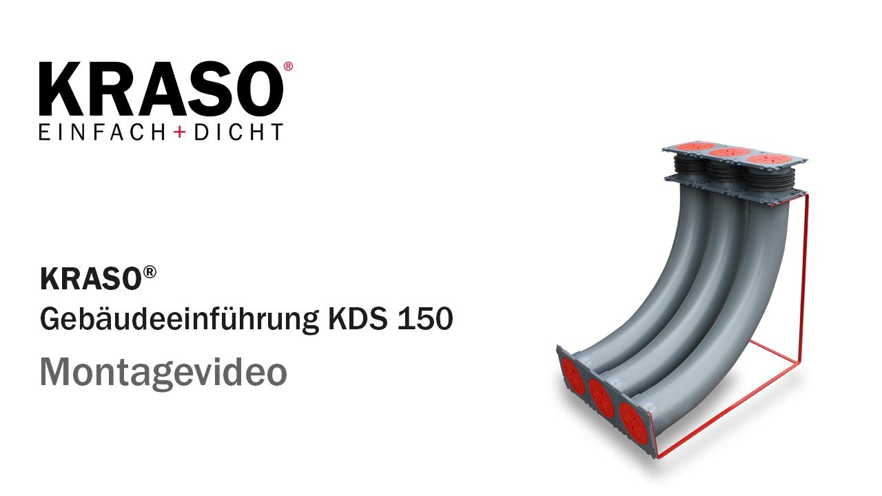 Montagevideo KRASO Hausanschlusssystem KDS