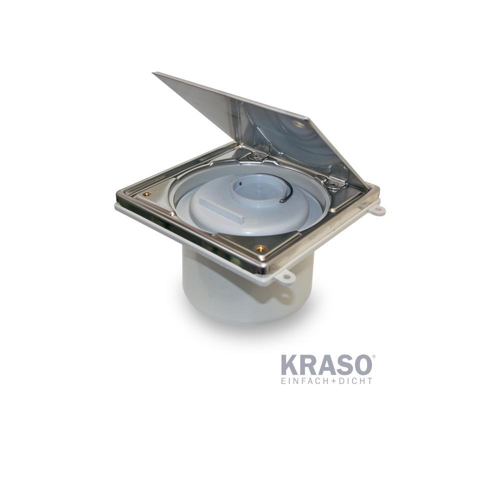 Reinigungsverschluss für KRASO Typ BDF