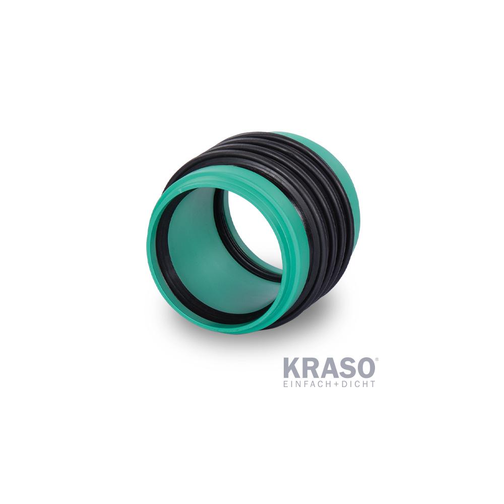 KRASO Überschiebemuffe - KG 2000