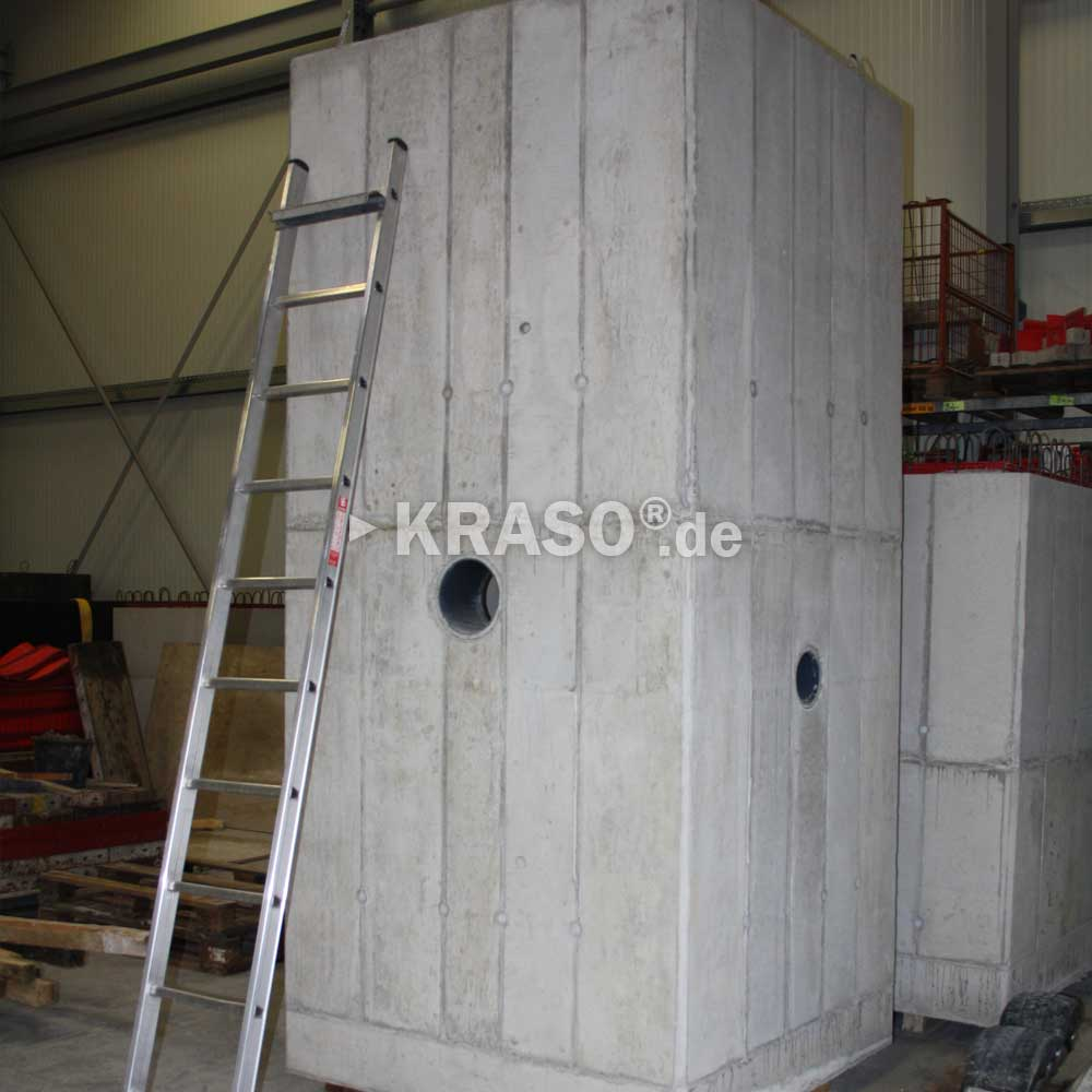 KRASO Pump Sump - Special - 100 x 100 x 285 cm