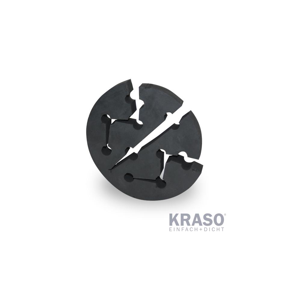 KRASO Wechseldichteinsatz KDS 150 - geteilt -