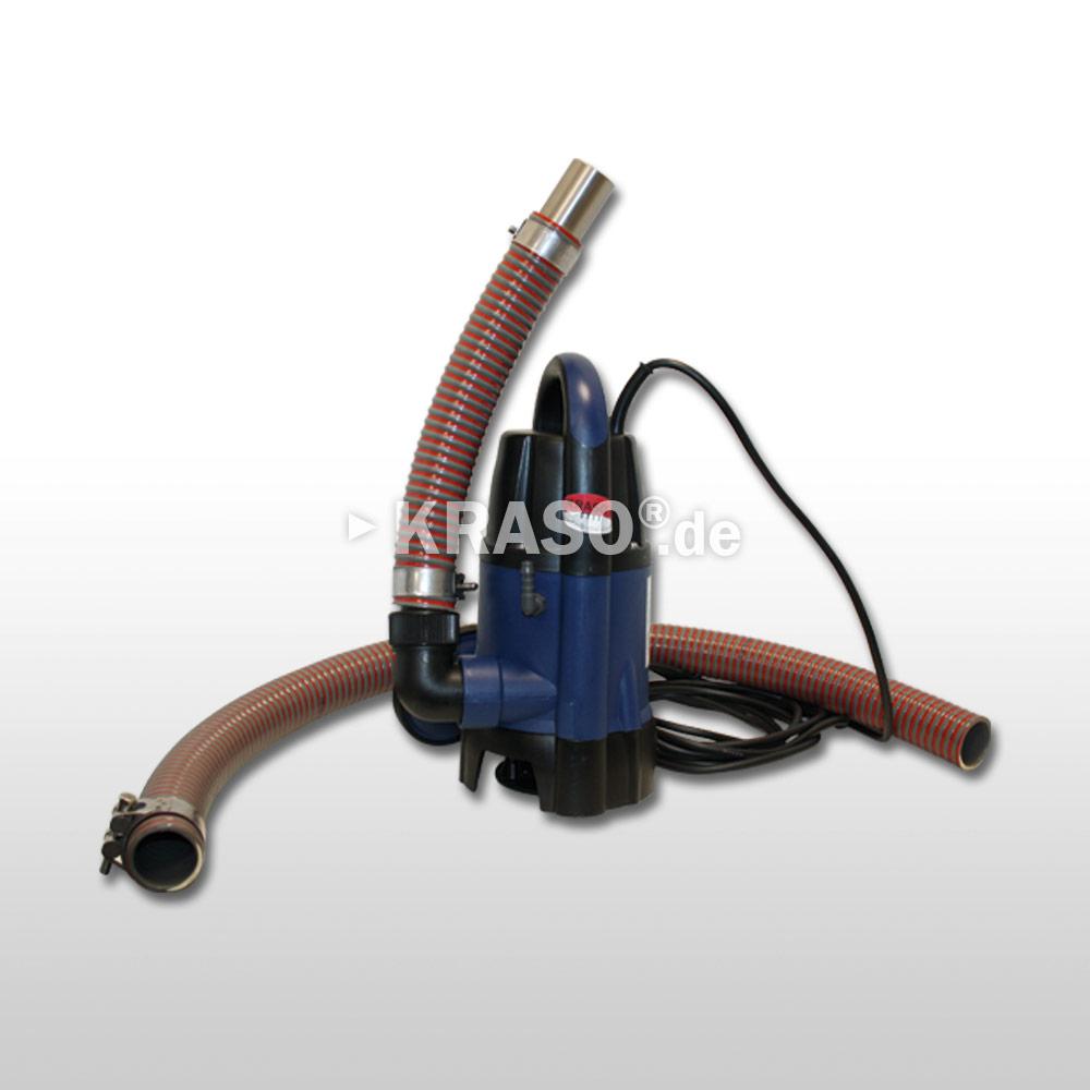 KRASO Pump Sump Poly 400 - Accessories