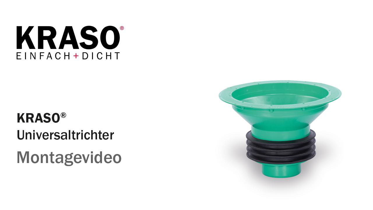 Montagevideo KRASO Universaltrichter