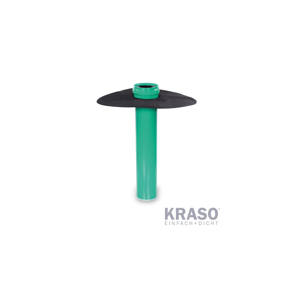 KRASO Flanschrohr Typ KG 2000