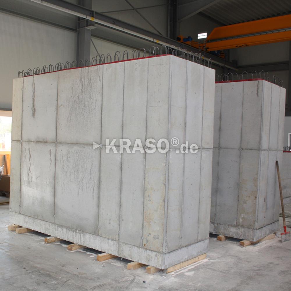 KRASO Pump Sump - Special - 310 x 75 x 235 cm