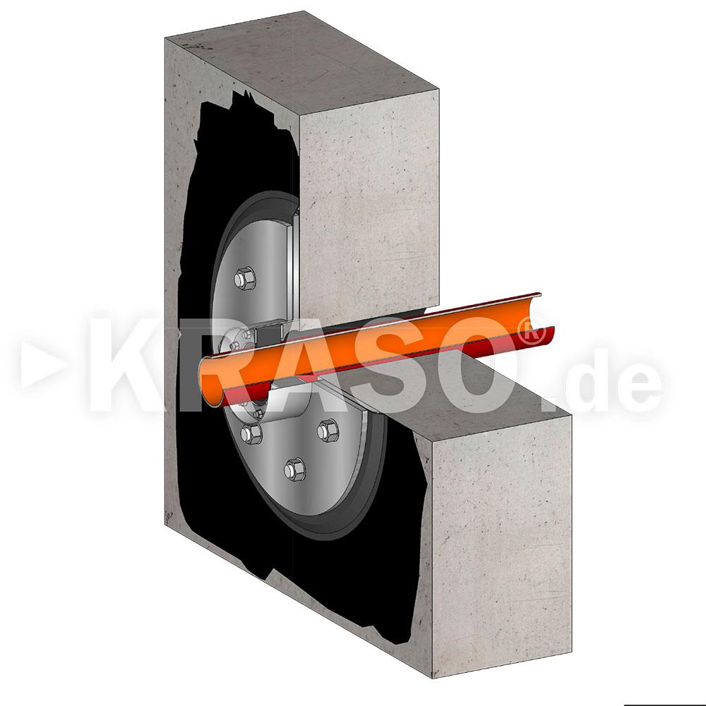 KRASO Casing Type FL/ZA - stainless steel