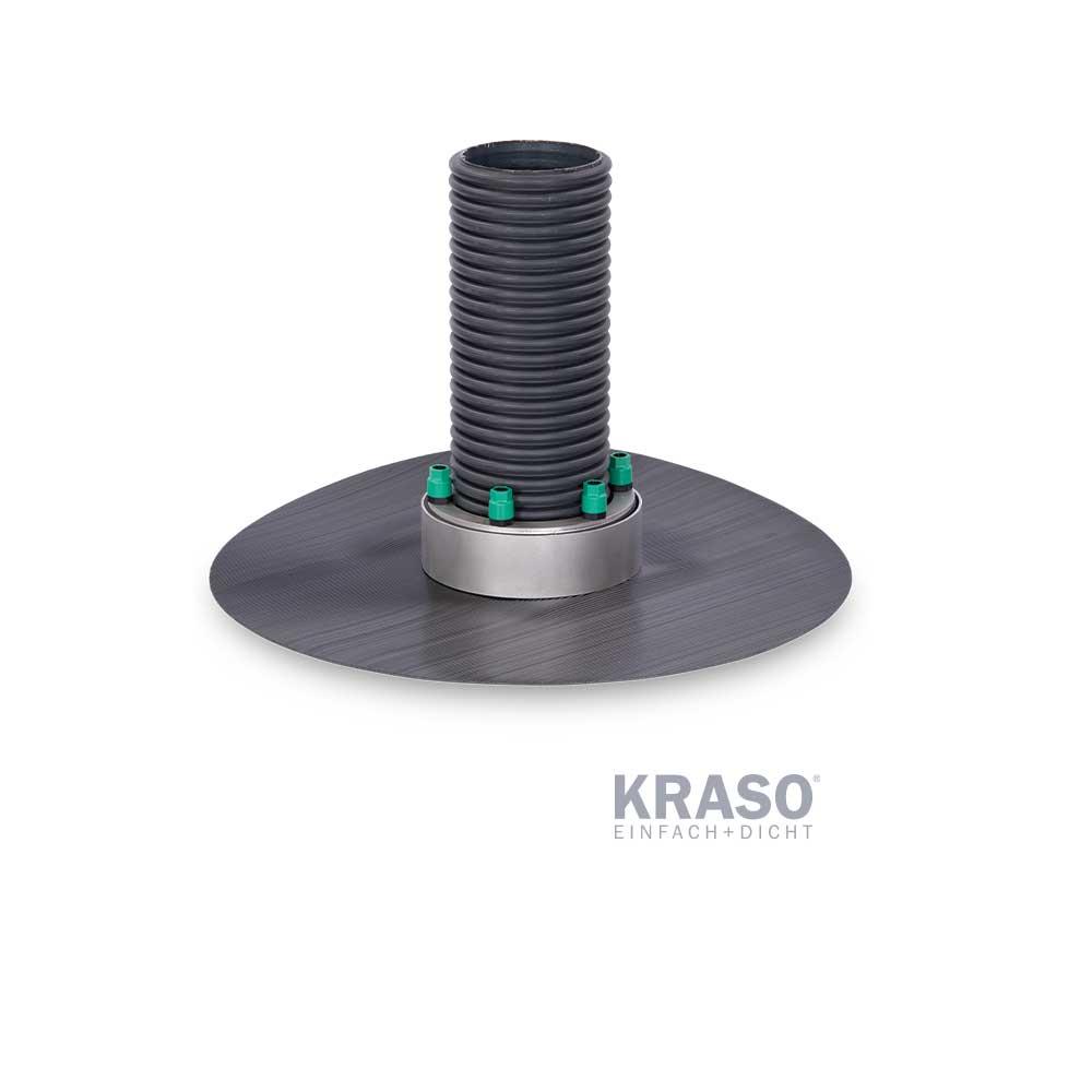 KRASO Folienklemmflansch Typ FKF DD/GR