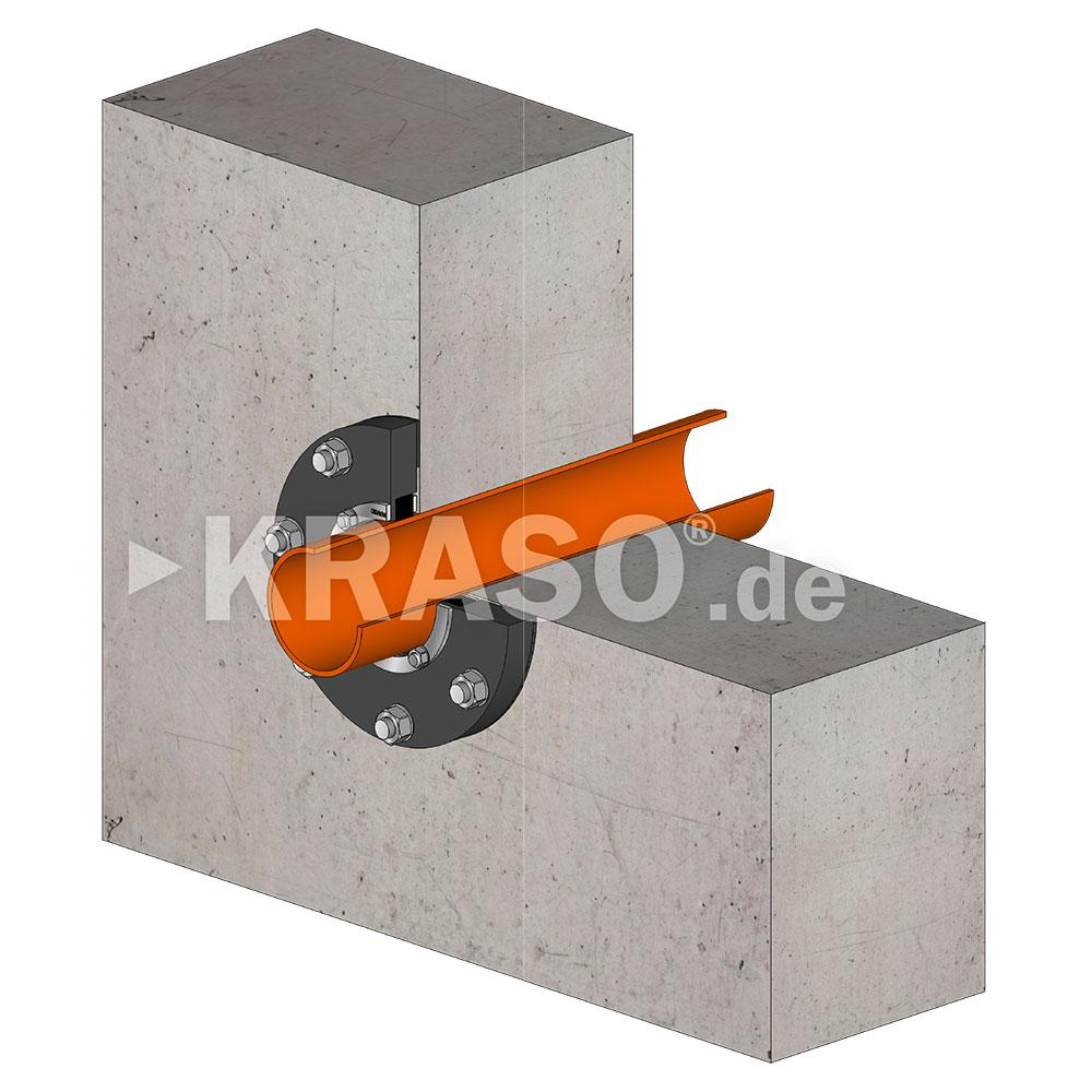 KRASO Multi-Flange Plate Type MFP