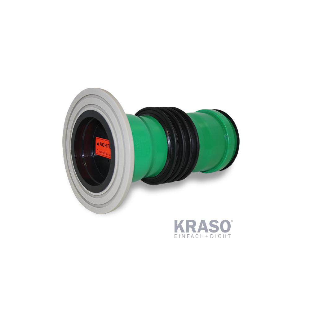 KRASO Wanddurchführung Typ B/SF 4 - KG 2000