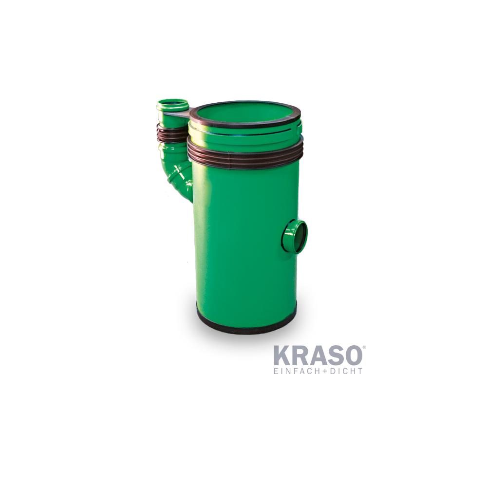 KRASO Pumpensumpf Poly 400 - LR - KG 2000