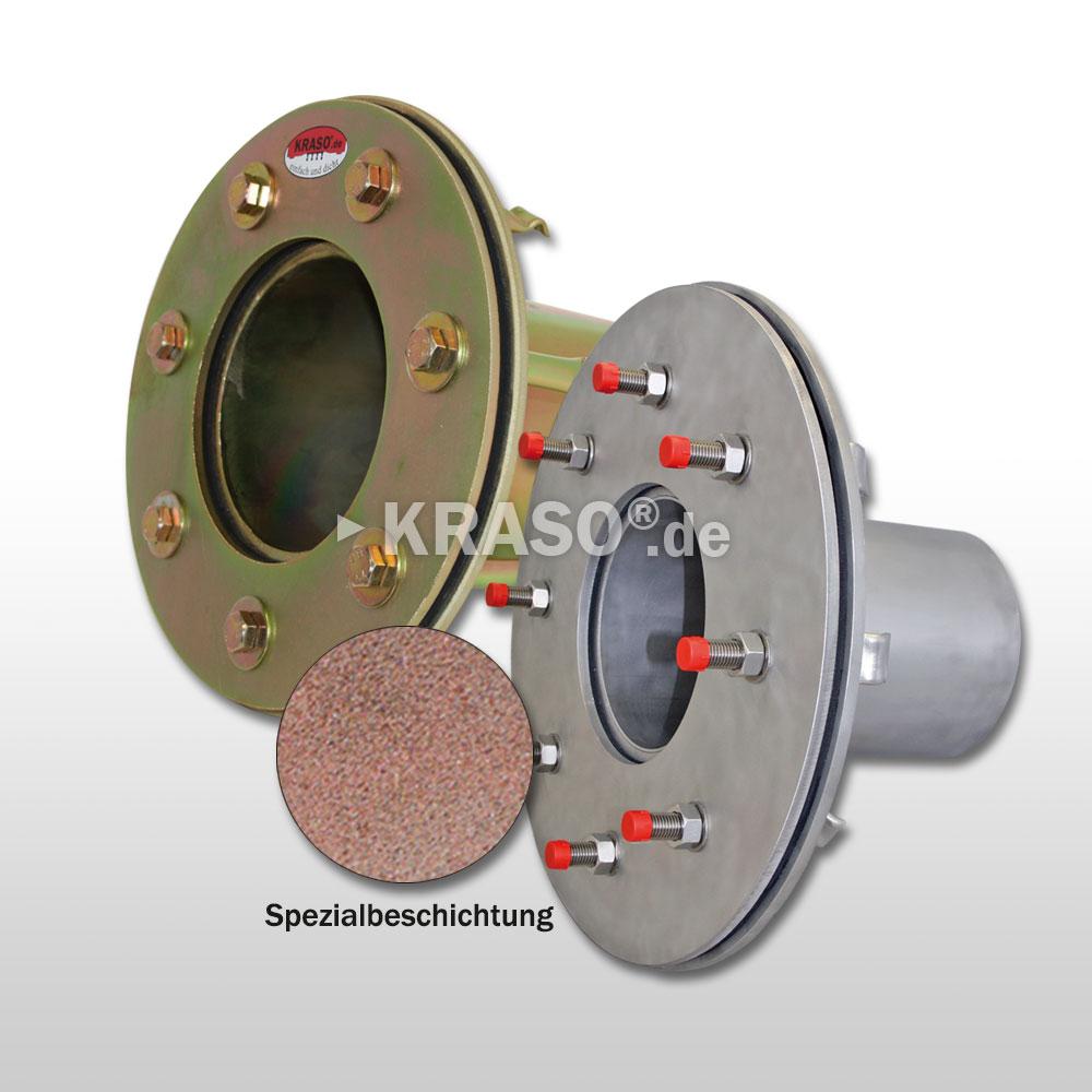 KRASO Casing Type FL/ZE - electrogalvanised