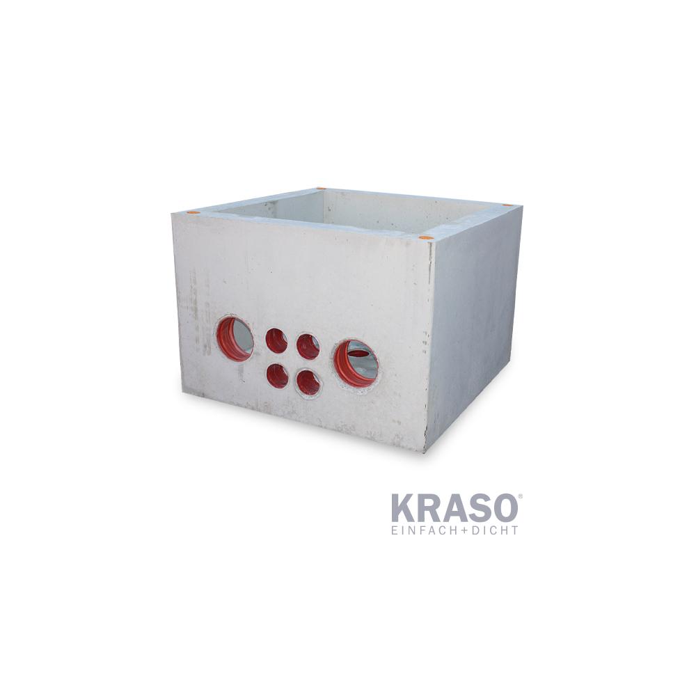 KRASO Pumpensumpf - Beton- 100 x 100 x 80 - Sonder