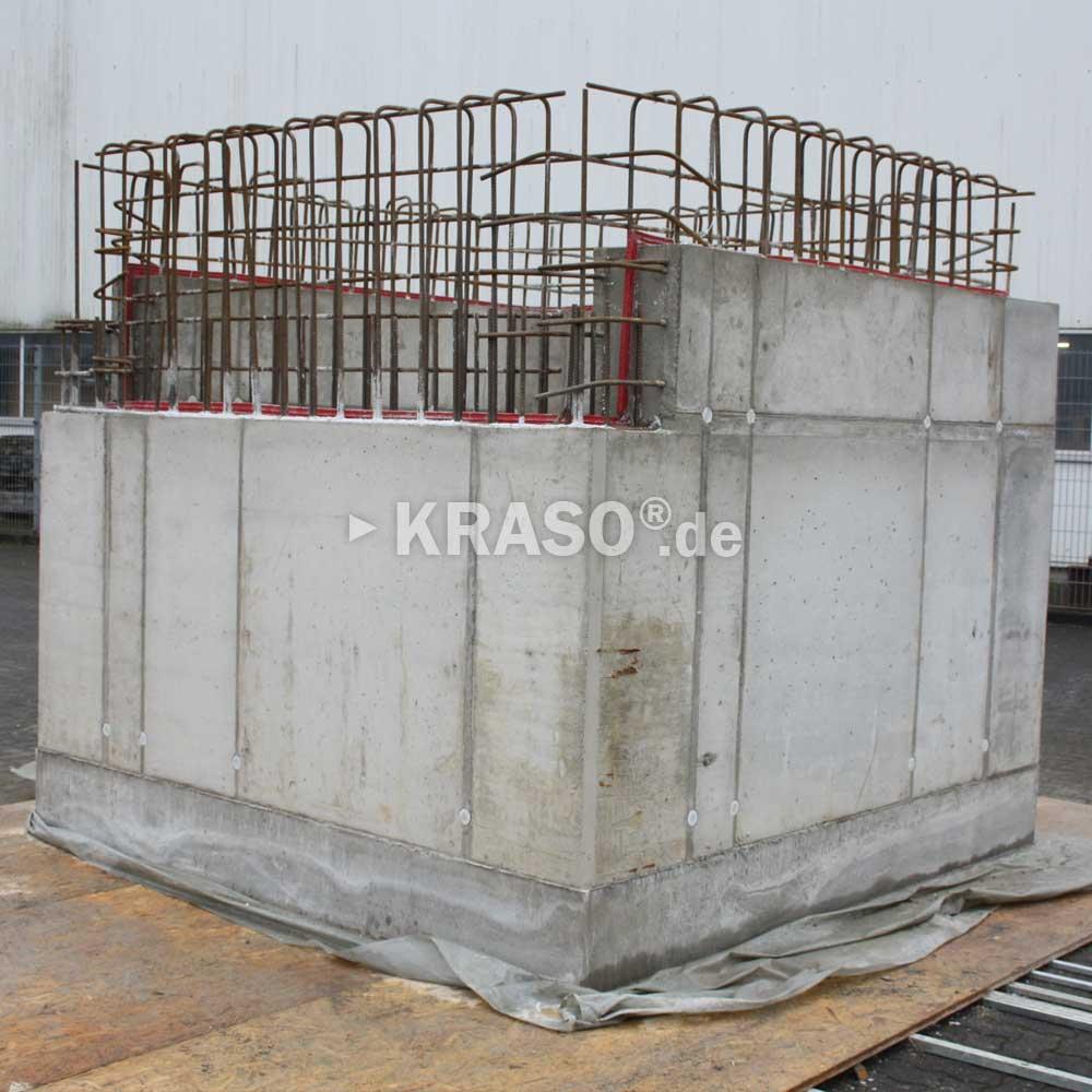 KRASO Pump Sump - Special - 200 x 200 x 170 cm