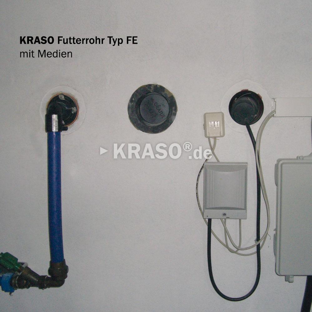 KRASO Casing Type FE - Casing - true diameter