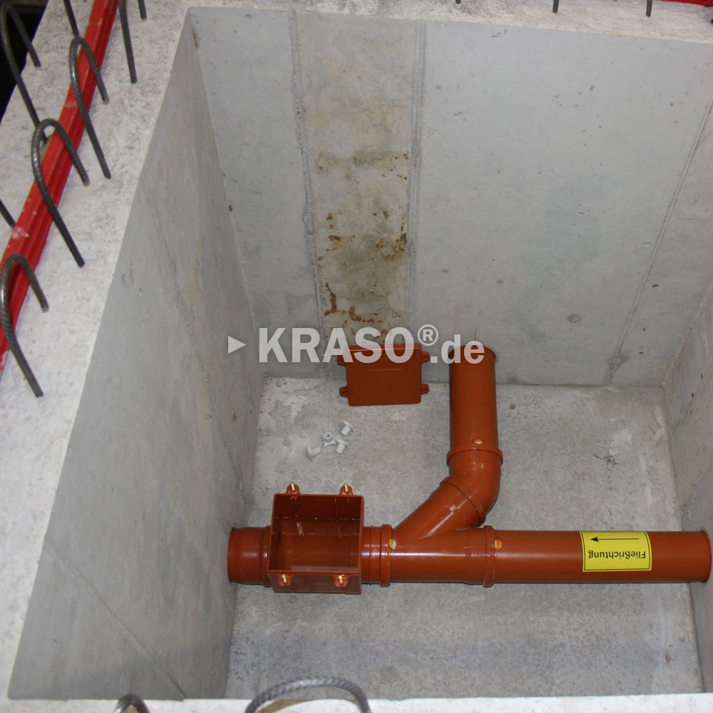 KRASO Pump Sump - Special - 100 x 100 x 105 cm