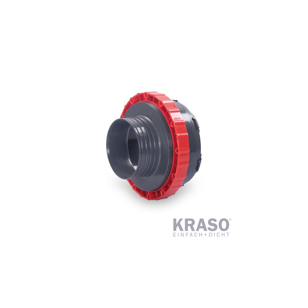 KRASO Systemdeckel KDS 150 - Warmschrumpftechnik -