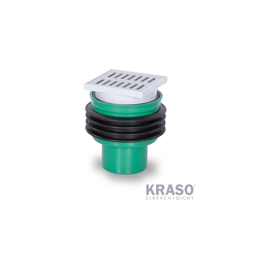 KRASO Bodenablauf - KG 2000