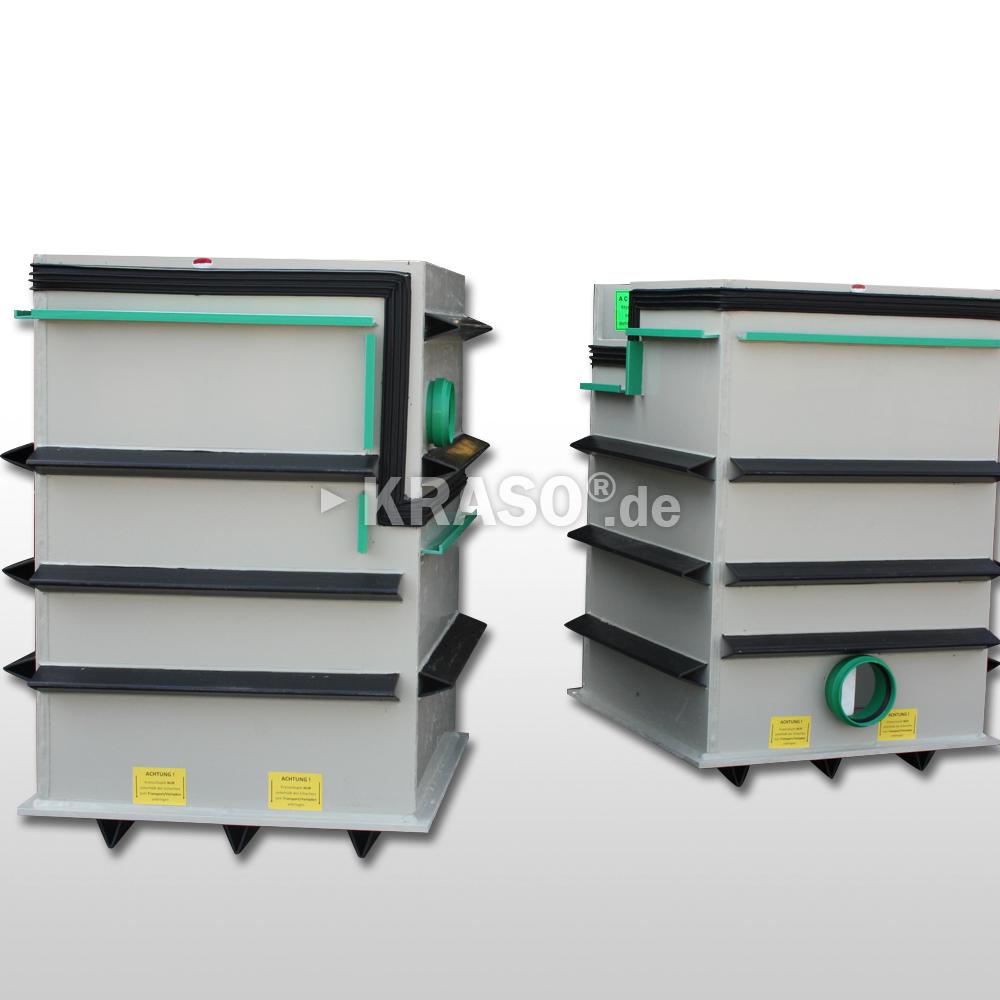 KRASO Pump Sump Type Q - Special - 100x100x150 cm