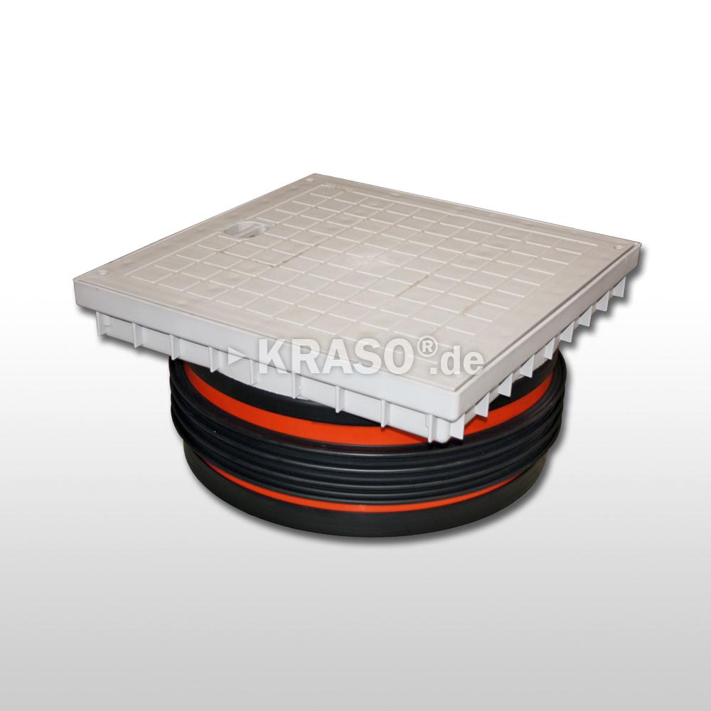 KRASO Pump Sump Poly 400/14 - Special