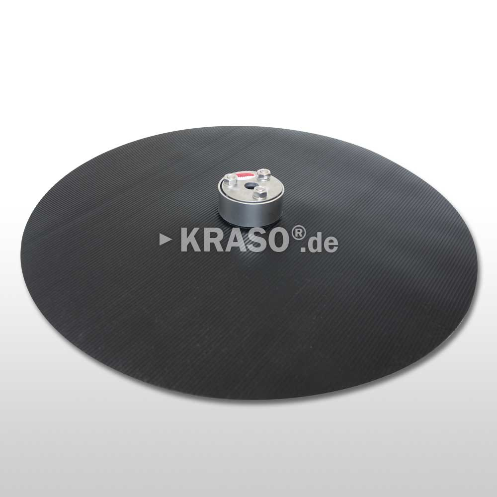 KRASO Foil Clamping Flange Type FKF - glass fibre