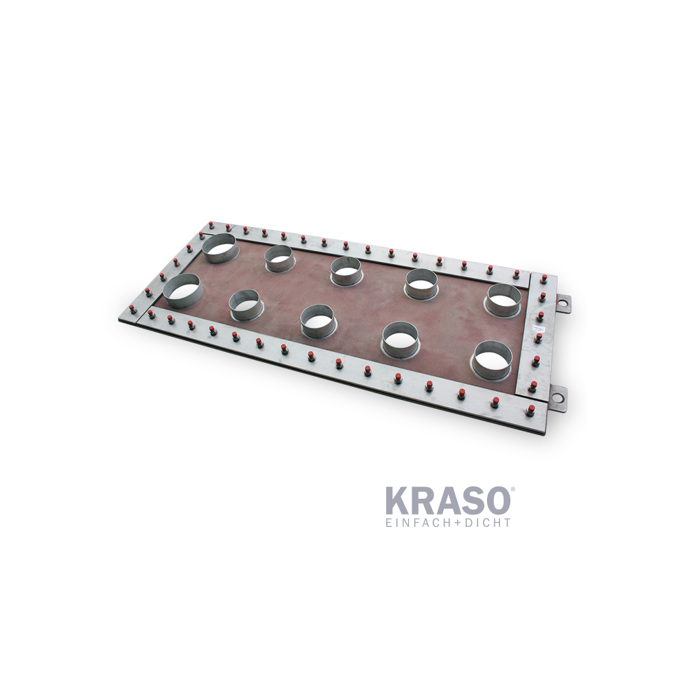 KRASO Futterrohr Typ FL/ZA - Sonder