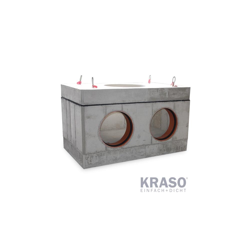 KRASO Pumpensumpf - Beton - 140 x 70 x 65 - Sonder