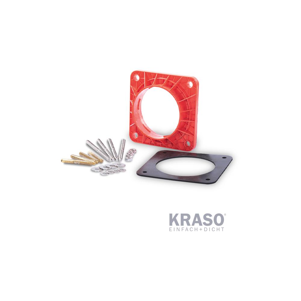 KRASO Vorbauflansch FDS 150