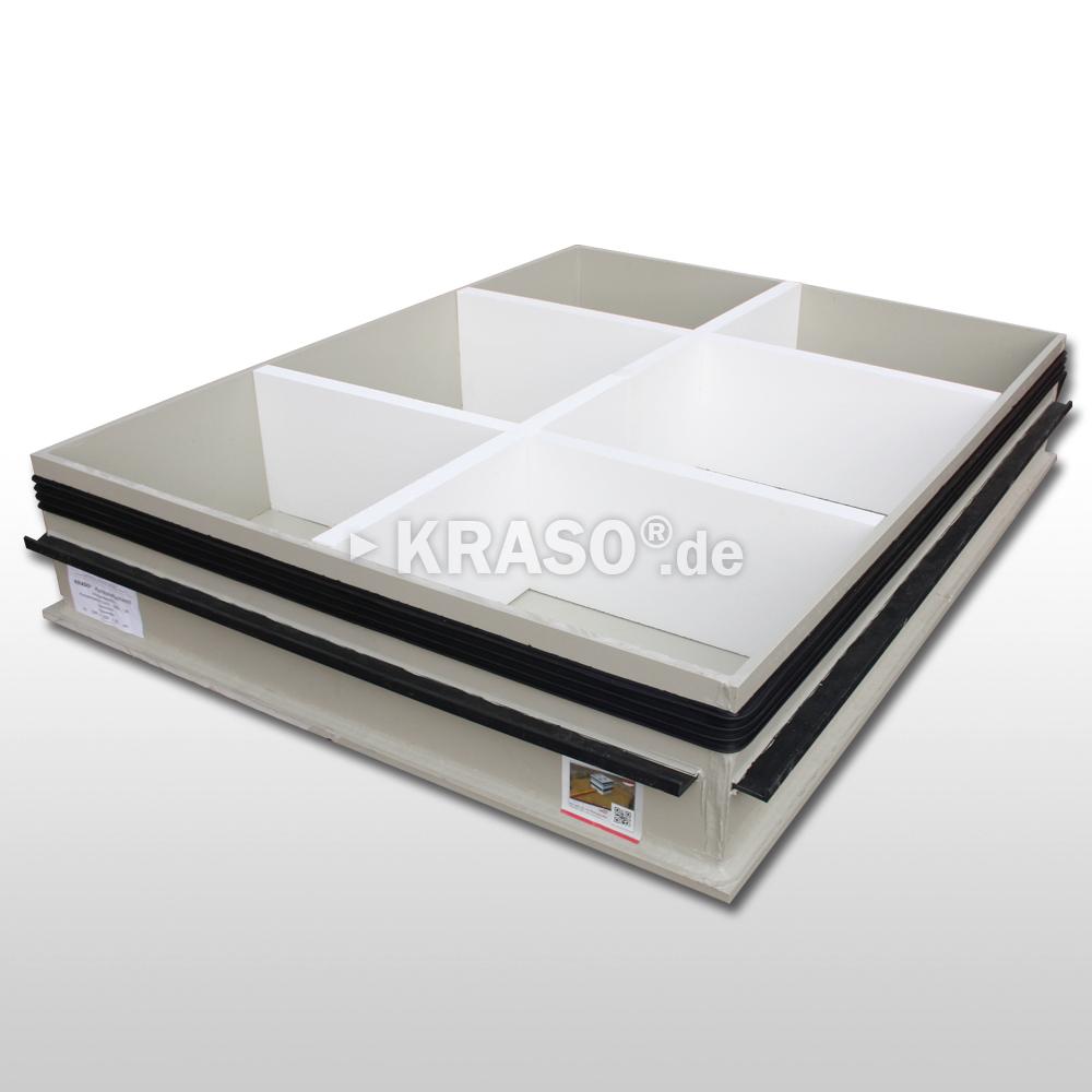 KRASO Pump Sump Type Q - Special - 195 x 150 x 35 cm